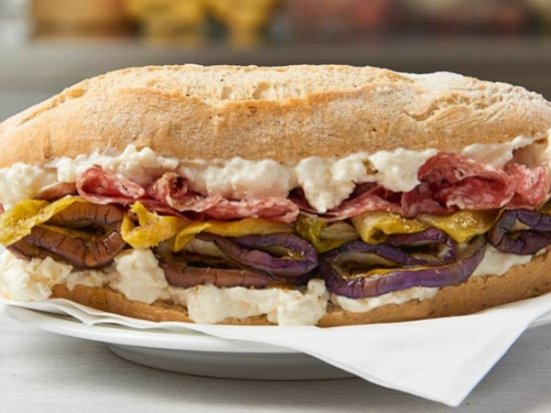 New menu for Panino Giusto: TANTA ROBA!